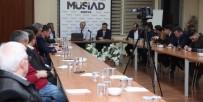 KARATAY ÜNİVERSİTESİ - MÜSİAD Konya Şubesi'nde Konferans