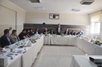İSTİŞARE TOPLANTISI - Organize Sanayi Bölgesi Yönetim Kurulu Başkanı Deniz Köken Açıklaması