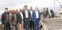 Petekkaya Köyü Taziye Evi Temeli Atıldı