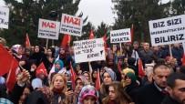 ADAPAZARı KÜLTÜR MERKEZI - Sakarya'da STK'lardan Avrupa'ya Tepki Yürüyüşü