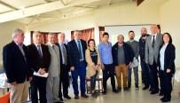MEHMET ÖZEN - SAÜ'de 'Bitki Besleme Ve Yeni Nesil Gübreler' Semineri Düzenlendi