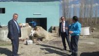 İBRAHIM KARA - Selendi'de 21 İçme Suyu Deposu Yenilenecek
