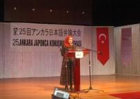 JAPONYA - Türk Öğrenciler Japonca Yeteneklerini Sergiledi