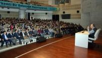 İHSAN FAZLıOĞLU - Türkistan'dan Anadolu'ya Bilim Ve Felsefe Anlatıldı