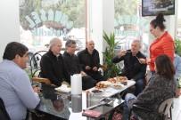 HÜSEYIN BOZKURT - Uluslararası Zeytinyağı Tadımcıları Ayvalık'a Uğramadan Geçmedi