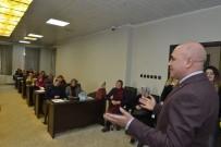 ALİ KORKUT - Yakutiye Belediyesi'nden 40 Yaş Üstü 40 Kadına Menopoz Eğitimi