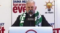 EVLERE ŞENLIK - Yıldırım Açıklaması CHP'ye İkinci Bir Genel Başkan Daha Bulalım