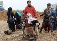 SELAHADDIN - 1 Günde 11 Bin Kişi Evlerini Terk Etti