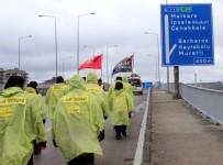 MEHMET CEYLAN - 57. Alay Yürüyüş Komitesi Çanakkale'ye Uğurlandı