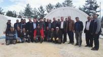 KURTARMA EKİBİ - AFAD Ekipleri Deprem Bölgesinden Takdir Topladı