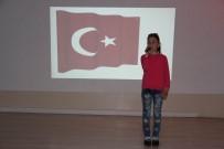 Ahıska Türkü Çocuklar İstiklal Marşı'nı Güzel Okumak İçin Yarıştı