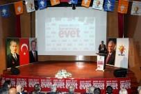 İSMAİL KARAKULLUKÇU - AK Parti Genel Başkan Yardımcısı Kaya, ''Engel Çıkaran Değil, Çözüm Üreten Bir Yönetim Modeline Kavuşmalıyız''