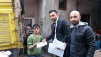 KıŞLA - AK Partili Gençler Başbakan Yıldırım'ın Mektuplarını Gençlere Ulaştırıyor