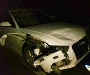 AK Parti milletvekilinin içinde bulunduğu araç kaza yaptı: 1 ölü