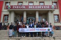 MÜSTESNA - Aktaş Doğubayazıt'lı Öğrencileri Ağırladı