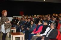 KARAHALIL - Alanya Belediyesi Personeline Yönelik Eğitimler Devam Ediyor