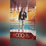 BEDENSEL ENGELLILER - Attığı Kulaçla Engelleri Yıkan Merve Durdu Türkiye Şampiyonu Oldu