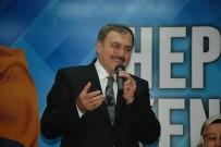 HıZLı TREN - Bakan Eroğlu'ndan Cumhurbaşkanı Erdoğan'ı Coşkulu Karşılama Çağrısı