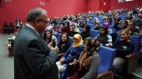 ÖĞRENCILIK - Başkan Kutlu, Deneyimlerini Üniversite Öğrencileriyle Paylaştı