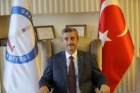 BILIM ADAMLARı - Başkan Tahmazoğlu, 14 Mart Tıp Bayramını Kutladı