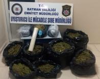 Batman'da 50 Kilo 200 Gram Esrar Ele Geçirildi