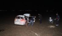 BATMAN HAVALİMANI - Batman'da Otomobil Takla Attı Açıklaması 1 Ölü, 4 Yaralı