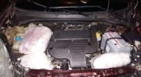 Bingöl'de Otomobil Motorunda Uyuşturucu Ele Geçirildi