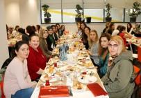 ÇALIŞAN KADIN - Bursagaz Kadın Çalışanlarıyla Buluştu
