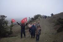 TÜRKIYE DAĞCıLıK FEDERASYONU - Bursalı Dağcılar Ericek Göleti'nde