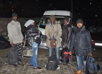 İNSAN KAÇAKÇISI - Çanakkale'de Göçmen Kaçakçılığı Operasyonu