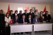 BARıŞ YARKADAŞ - CHP Heyeti Diyarbakır'da
