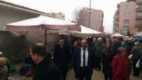 ABDÜLKADİR ÖZEREN - CHP Milletvekili Bülent Öz Lapseki'de