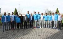 VOLEYBOL TAKIMI - Demirkol Voleybol Takımından Şampiyonluk Sözü Aldı