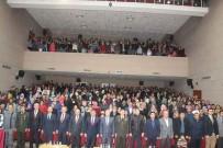 MUSTAFA AKSU - Develi'de Şair Mehmet Akif Ersoy İçin Anma Töreni Düzenlendi