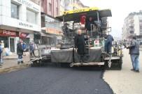 BİSİKLET YOLU - Devrek Şehir Merkezinin Çehresi Değişiyor