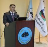 TÜRKIYE ODALAR VE BORSALAR BIRLIĞI - Diyarbakır'da 'Bölge Kıyaslama Çalıştayı' Başladı