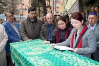 DICLE ÜNIVERSITESI - Dr. Mustafa Deniz İçin Tören Düzenlendi