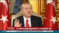 ÇOCUK OYUNCAĞI - Erdoğan'dan Merkel'e Açıklaması 'Sana Yazıklar Olsun'