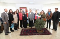 Fikr-İ Asım Derneği Başkanı Başkan Uysal'ı Ziyaret Etti
