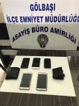 CÜZDAN - Gölbaşı İlçesinde İkametten Hırsızlık Yapan Şahıs Yakalandı