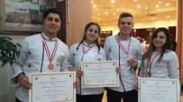 KOÇAK - Harran Üniversitesi Aşçıları Başarılarına Bir Yenisini Ekledi