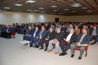 HARRAN ÜNIVERSITESI - Harran Üniversitesi Öğretim Görevlisi Yrd. Doç. Dr. Cüneyt Gökçe Açıklaması