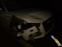 Milletvekilinin otomobili motosiklet ile çarpıştı: 1 ölü