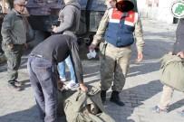 Iğdır'da Keklik Tuzakçılarına Ceza