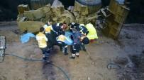 İş Makinesinin Altında Kalan Operatör Hayatını Kaybetti