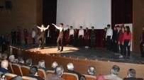 MUSTAFA KAYA - İstiklal Marşı'nın 96. Yıldönümü Kutlandı
