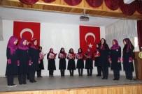 AYŞEGÜL YıLDıZ - İstiklal Marşı'nın Kabulü Ve Mehmet Akif Ersoy Oltu'da Anıldı