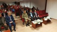 İstiklal Marşı'nın Kabulü Ve Mehmet Akif Ersoy'u Anma Günü Elbeyli İlçesinde Törenle Kutlandı