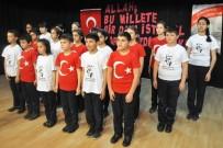 İstiklal Marşı'nın Kabulünün 96. Yılı Altınova'da Kutlandı