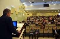 HARRAN ÜNIVERSITESI - İstiklal Marşının Kabulünün Yıldönümü Programı Düzenlendi
